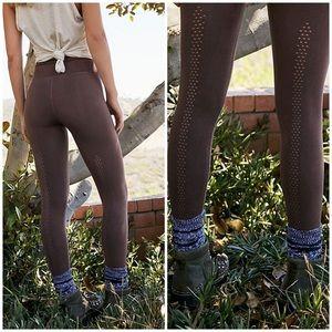 Free People Pants - Free People Leggings M/L